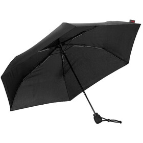 EuroSchirm Light Trek Automatic Umbrella Ø98cm, black